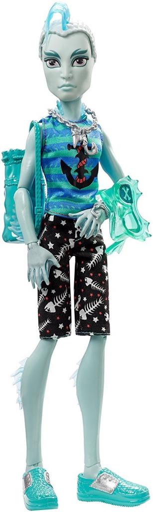 All4toys Monster High mořské ghúlky
