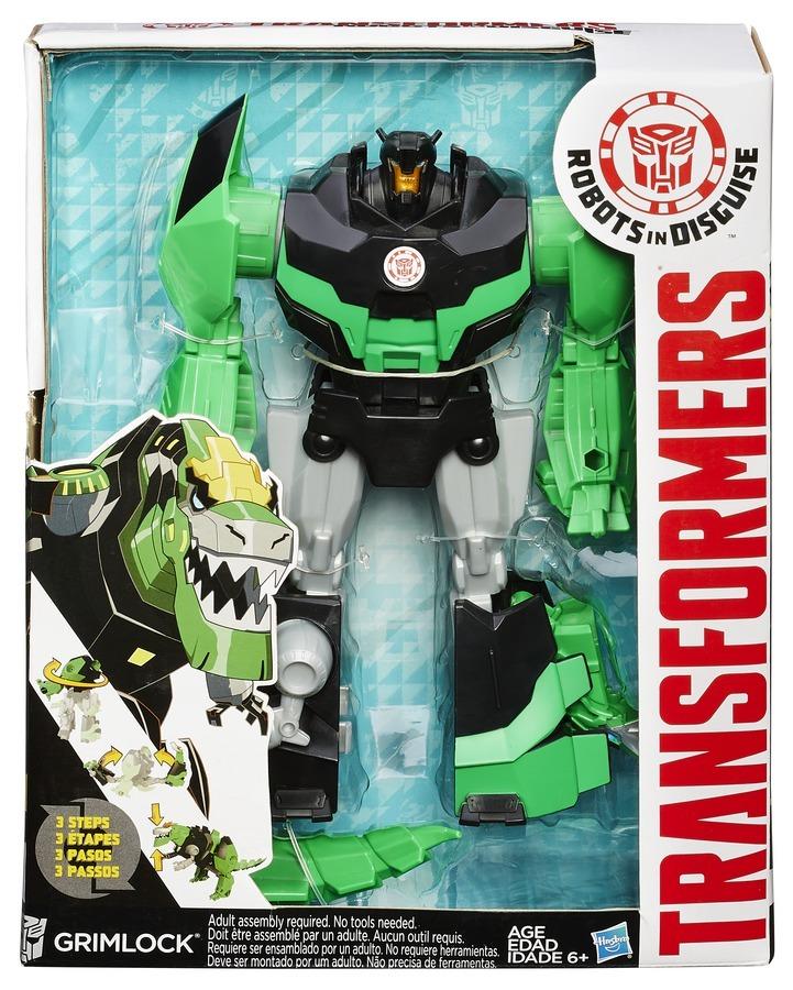 All4toys Transformers RID transformace ve 3 krocích